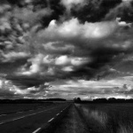 …Par l'horizon qui leurre…